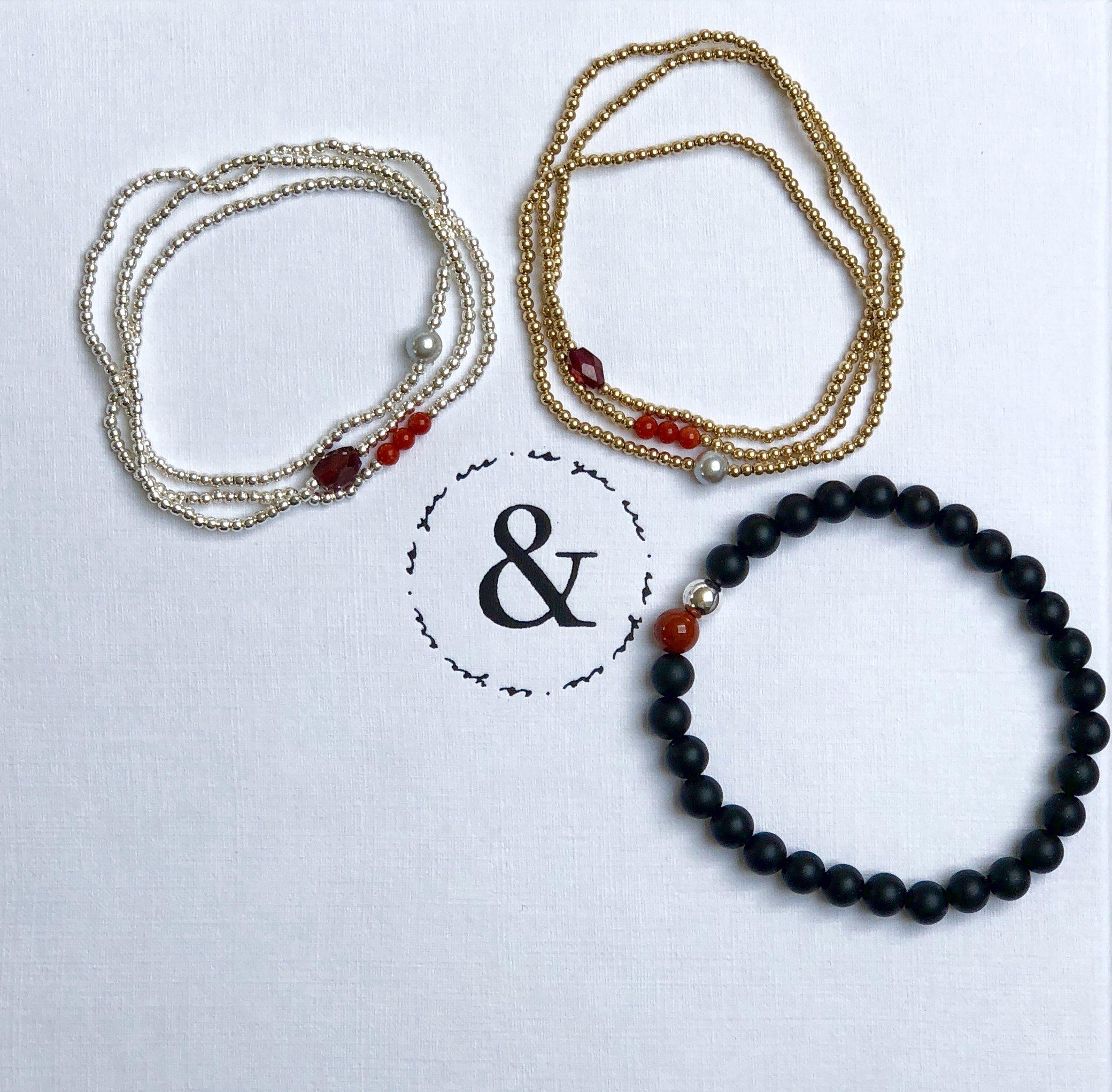 Indy & Noa bracelet sets for the Future