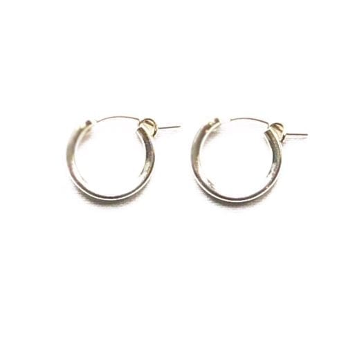 Indy & Noa Mix and Match Silver hoops