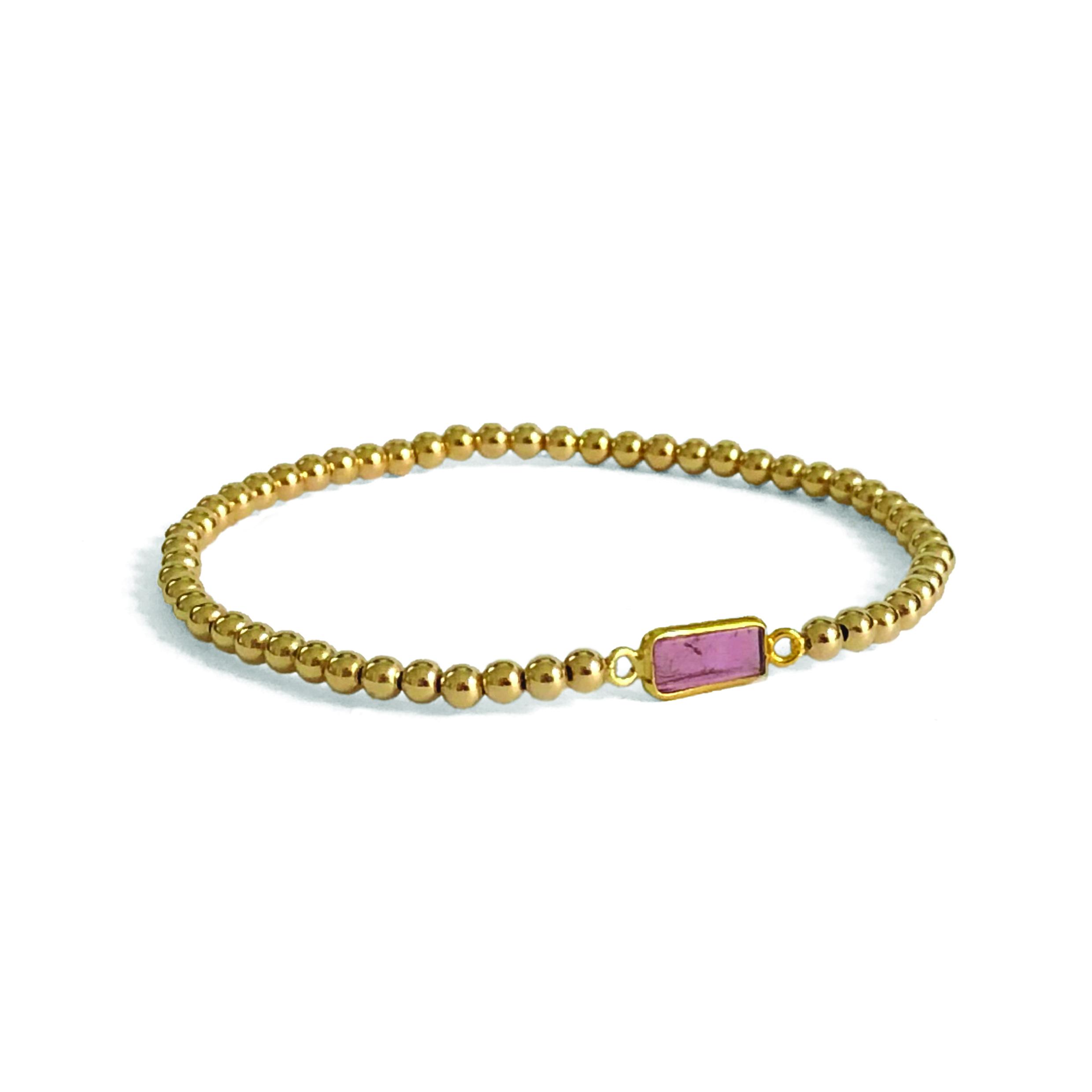 I&N Tourmaline bracelet