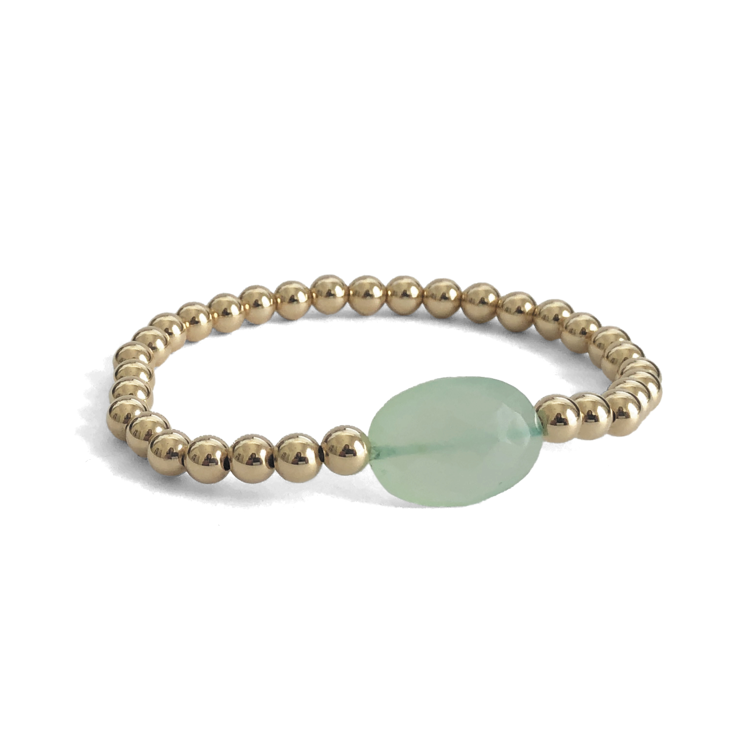 Indy & Noa Calcedony bracelet